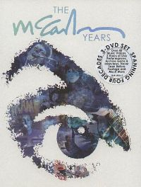 Cover Paul McCartney - The McCartney Years [DVD]